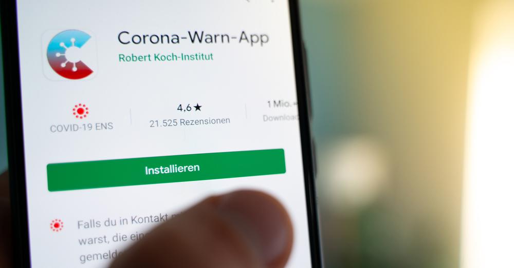 Ontwikkelaar corona-app fraudeert klantenbestand