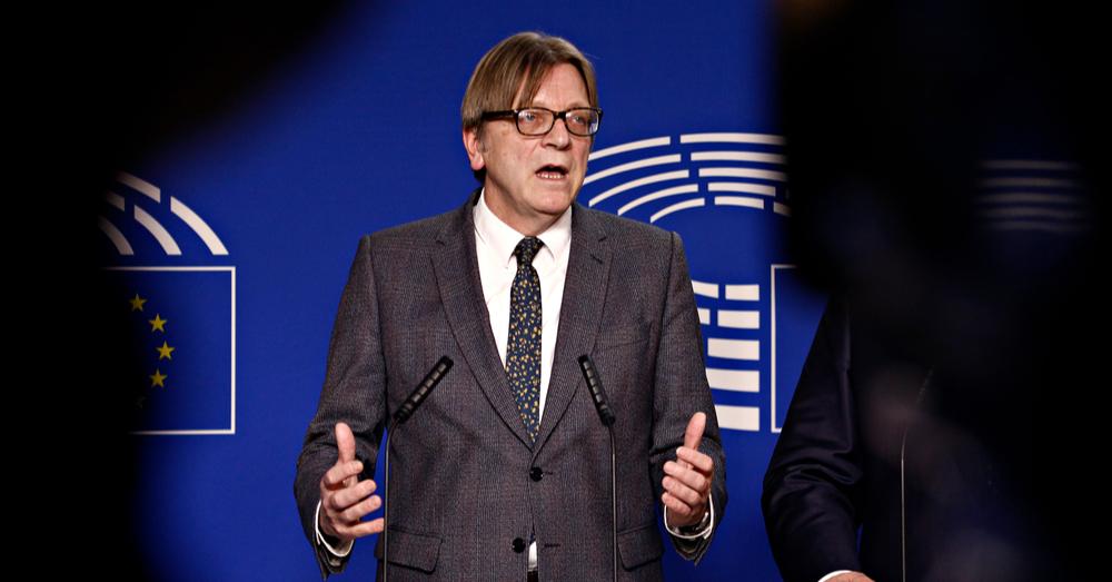 Guy Verhofstadt over brexit: