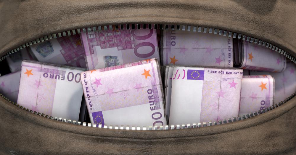 29-jarige Belg betrapt in Den Haag met 1,2 miljoen euro in bestelwagen