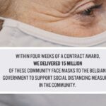 Werd er gesjoemeld in miljoenendossier stoffen mondmaskers?