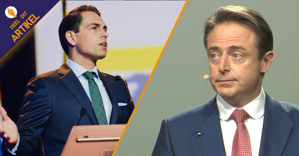 """Van Grieken na uitspraken De Wever: """"Dit is liegen van het platste soort"""""""