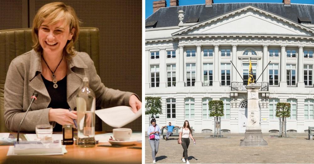 Vlaams Minister Hilde Crevits geeft 2 miljoen euro ecologiesteun voor energieprojecten