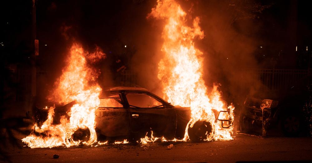 20 wagens in brand gestoken in Brussel