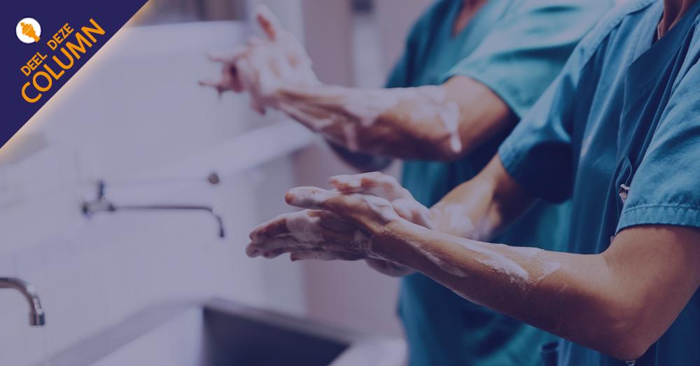 Nut handen wassen beperkt in strijd tegen covid-19