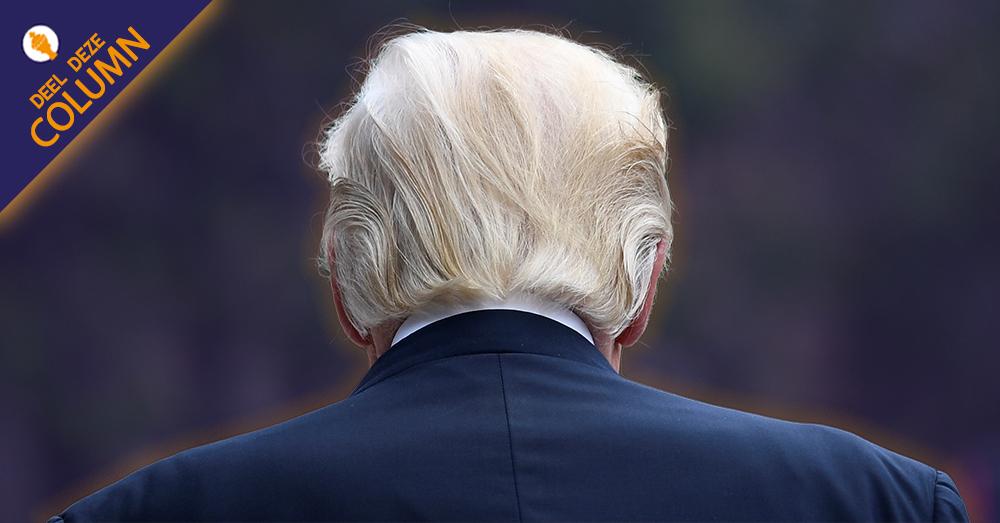 Het roemloze einde van Donald Trump
