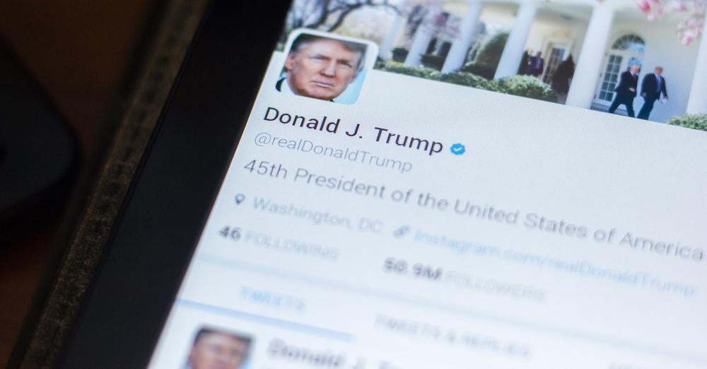 Twitter verwijdert Trump permanent