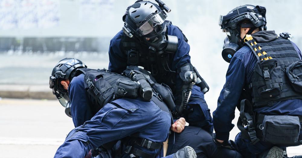 53 activisten opgepakt in Hongkong