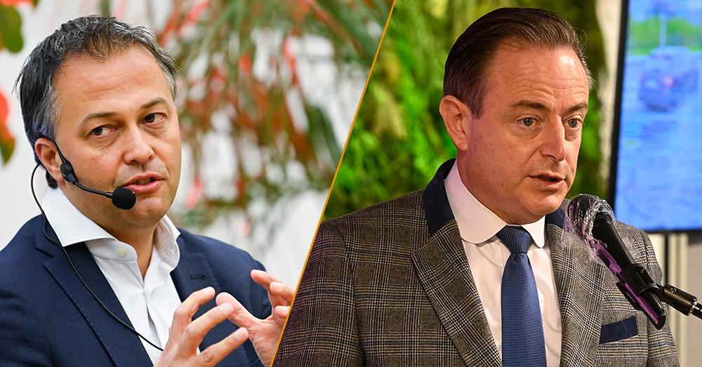 Lachaert haalt uit naar De Wever: