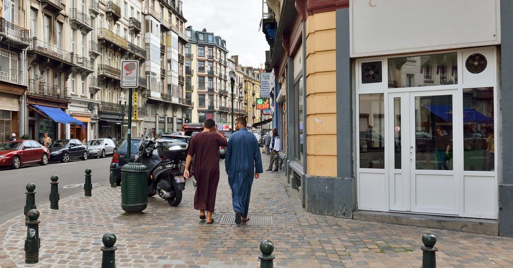 Een derde inwoners België van buitenlandse komaf