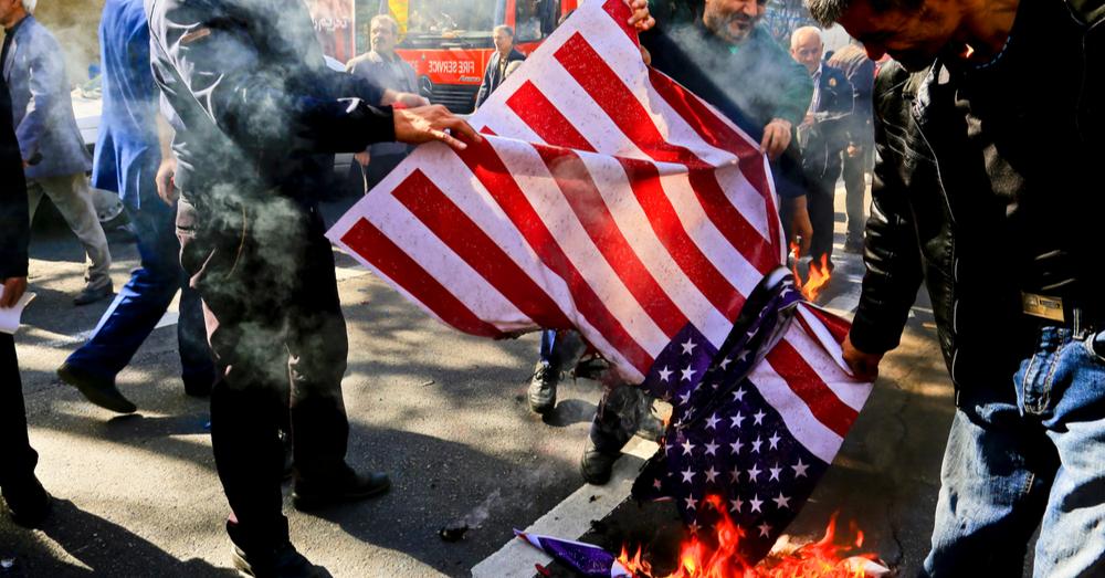 """Iran beschuldigt VS: """"Amerika fabriceert reden om ons aan te vallen"""""""