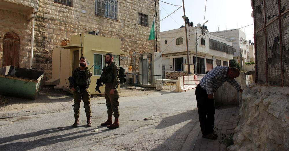 Terreuraanslag verijdeld in Westelijke Jordaanoever, dader neergeschoten