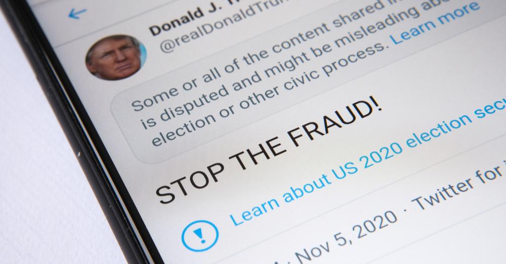 De nasleep van Trumps ban op Twitter: gigantisch veel tegenreacties