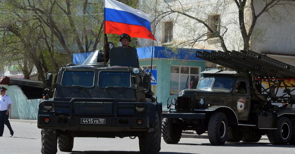 Bomauto ontploft nabij Russische legerbasis in Syrië