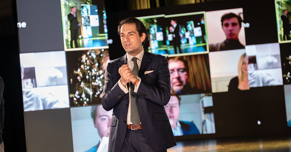 Digitale nieuwjaarsreceptie Vlaams Belang: