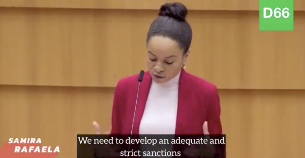 Nederlandse politica wil EU-strafprocedure tegen Nederland wegens 'institutioneel racisme'
