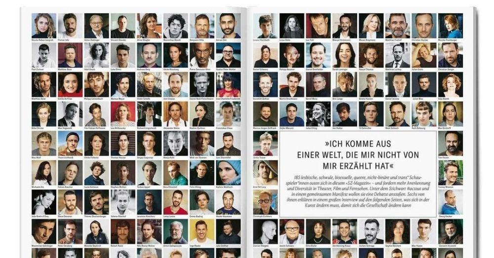 185 Duitse acteurs pleiten voor meer diversiteit op het scherm