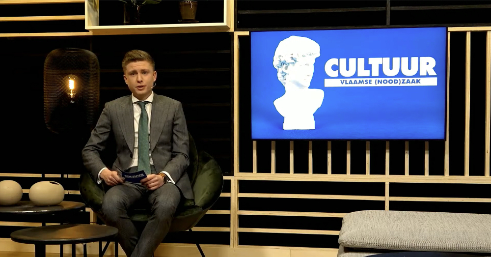 Vlaams Belang organiseert studiedag rond cultuur: