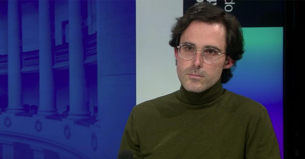 """Kristof Calvo: """"Ik wil niet meer dé man zijn van Groen in de Kamer"""